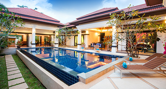 Extension with Pool